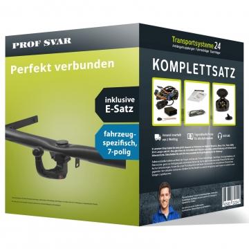 Anhängerkupplung + 7 pol. Elektrosatz Skoda Roomster ( 04.2010 - 07.2016 )