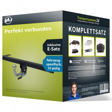 Anhängerkupplung + 13 pol. Elektrosatz Skoda Fabia Kombi (01.2015 - jetzt)