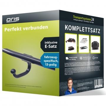 Anhängerkupplung + 13 pol. Elektrosatz VW Vento (11.1991 - 09.1998)