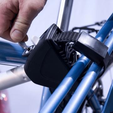 Fahrradträger ATERA Strada DL 2 - (abklappbar)