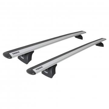 Thule Dachträger WingBar für Fiat Ulysse 08.2002 - jetzt Aluminium