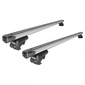 Thule Dachträger SlideBar für Mazda 6 Kombi 02.2013 - jetzt Aluminium