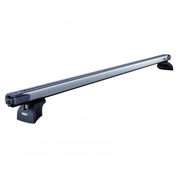 Thule Dachträger SlideBar für Peugeot 607 01.2000 - jetzt Aluminium