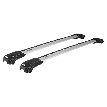Thule Dachträger WingBar Edge für Ford Transit Courier 02.2014 - jetzt Aluminium
