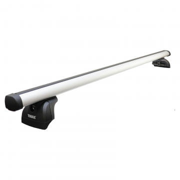 Thule Dachträger ProBar für Ssang Yong Tivoli 06.2015 - jetzt Aluminium