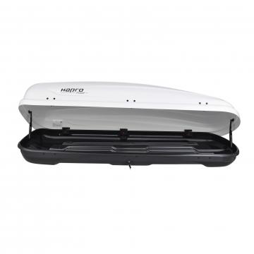 Hapro Dachbox Traxer 6.6 weiß