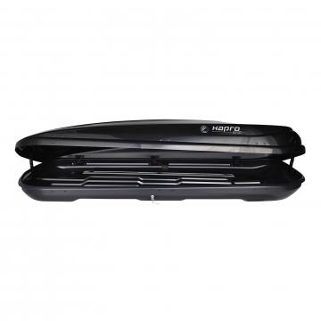Hapro Dachbox Zenith 8.6 schwarz glänzend