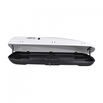 Hapro Dachbox Zenith 8.6 weiß