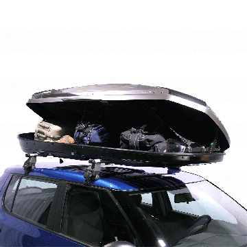 Thule Dachbox Excellence XT black schwarz titan