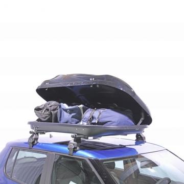Junior Dachbox Altro 370 schwarz glänzend