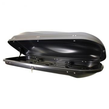 Junior Dachbox Altro 460 schwarz matt