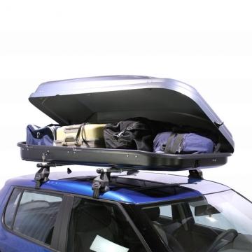 Junior Dachbox PRE 530 grau glänzend