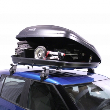 Hapro Dachbox Traxer 4.6 anthrazit