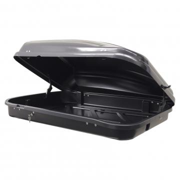 Junior Dachbox PRE 420 schwarz glänzend