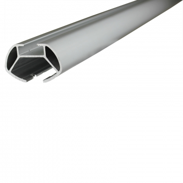 Menabo Dachträger Tema für Chevrolet Aveo Fliessheck 06.2011 - jetzt Aluminium