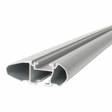 Thule Dachträger WingBar für Fiat Punto Fliessheck 10.2009 - 02.2012 Aluminium