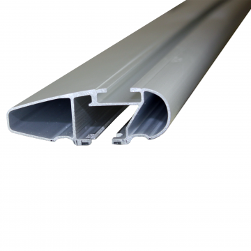 Thule Dachträger WingBar für Seat Ibiza Fliessheck 06.2015 - 04.2017 Aluminium