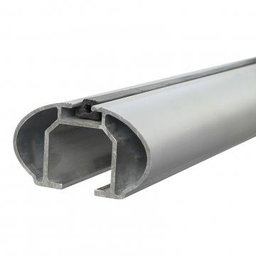 Menabo Dachträger Brio für Kia Carens 11.2000 - 07.2002 Aluminium