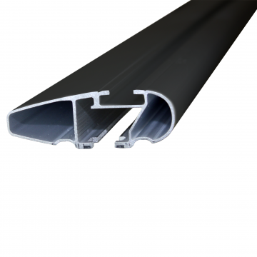 Thule Dachträger WingBar für Lancia Ypsilon 06.2011 - jetzt Aluminium