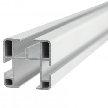 Menabo Dachträger Professional für Fiat Doblo 10.2000 - 02.2010 Aluminium