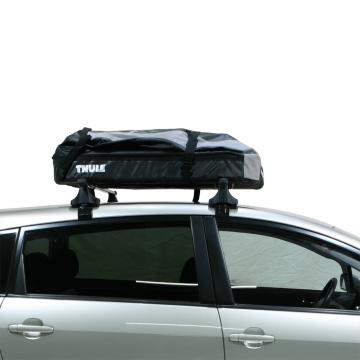 Thule Dachbox Ranger 90 schwarz silber