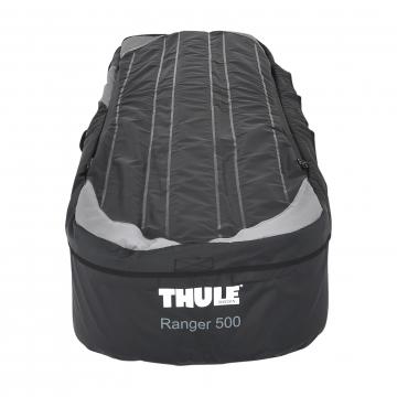 Thule Dachbox Ranger 500 schwarz silber