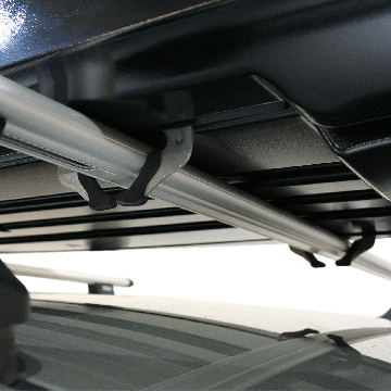 Thule Dachbox Touring S schwarz glänzend