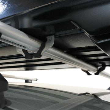 Thule Dachbox Touring Alpine schwarz glänzend
