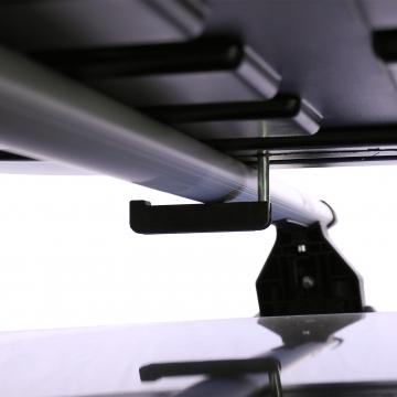 Junior Dachbox Altro 500 grau glänzend