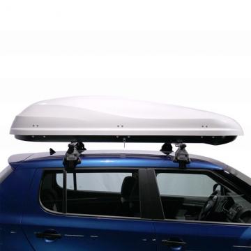 Junior Dachbox Altro 500 schwarz matt
