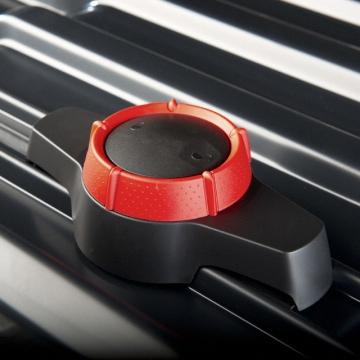 Hapro Dachbox Traxer 4.6 grau silber
