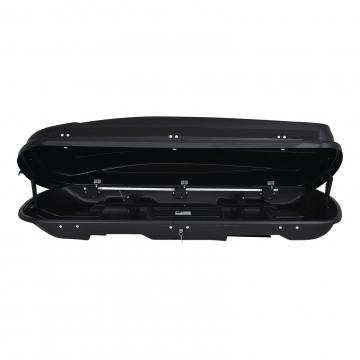 Junior Dachbox Xtreme 450 schwarz glänzend