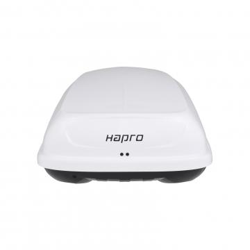 Hapro Dachbox Traxer 8.6 weiß
