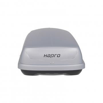Hapro Dachbox Traxer 5.6 grau silber