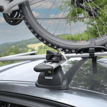 Fahrradträger Free Ride 532 für Dach